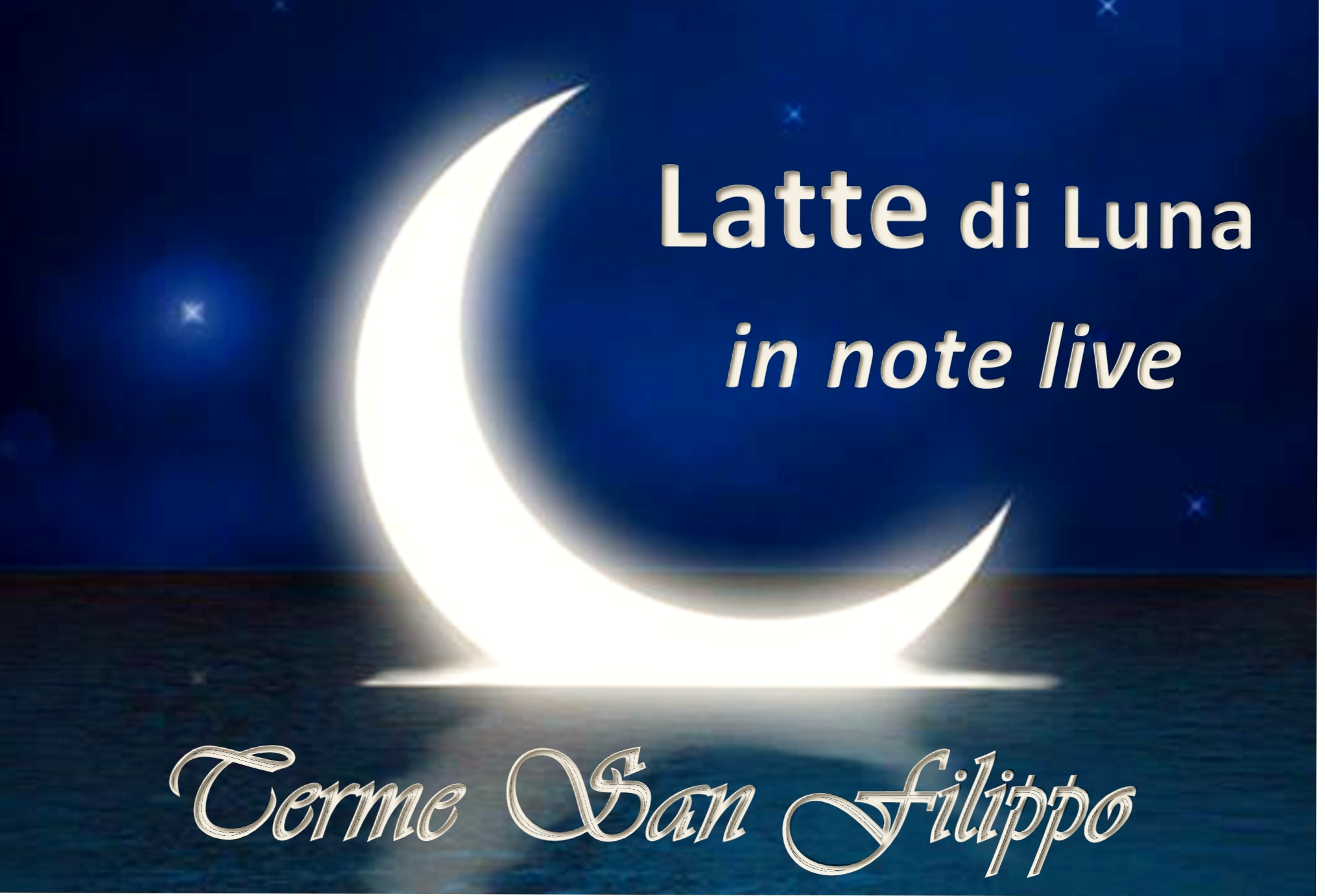 LATTE DI LUNA in note live